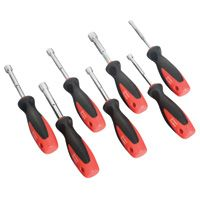 Sunex Tools Nut Driver Set — 7-Pc. Set, Metric Sizes, Model# 9832M