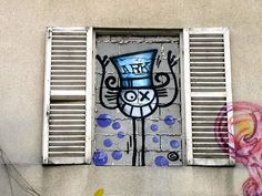 Mr. André - graffiti & street art Paris ( Bagnolet ) - day 3