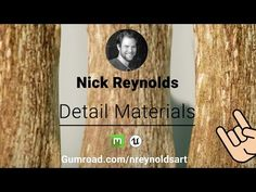 Detail Textures: Quick Tutorial for UE4 & Megascans - YouTube