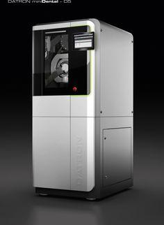 DATRON D5 Dental-Fräsmaschine - 2010 | work | Red Dot Award: Product Design