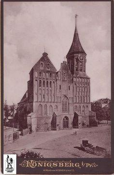 Königsberg Pr.        Domansicht