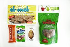 6 easy, healthy, portable, TSA approved snacks for traveling!