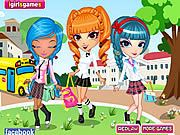 Cutie Trend School Girl Group Dress Up - Cutie Trend School Girl Group Dress Up is an Arcade game for free. School Girl Dress, Girls Dress Up, Mac Games, Up Game, Games For Girls, Free Games, More Fun, Girl Group, Fictional Characters