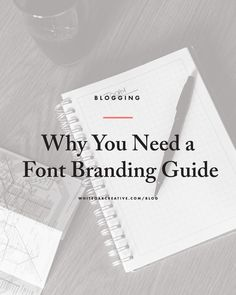 Why You Need A Font Branding Guide for Your Blog, blog tips, blog guide, blog design
