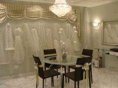 bridal salon decor - Google Search