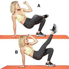 Ab Exercises to Define Your Waist - Fitness - Health.com