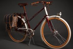 luxury bycicles for the modern gentleman at http://ascaribicycles.com/