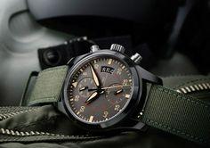 IWC Pilot Top Gun Watch