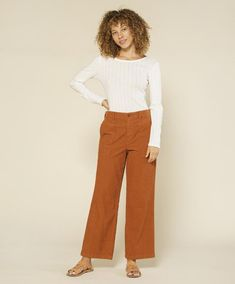 Corduroy Pants Women, Pants For Women, Cords Pants, Women's Pants, Cotton Pants, Piece Of Clothing, Wide Leg Pants, Vintage Fashion, Vintage Style