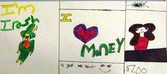 Jasmine's Funny Money