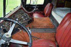 Truck Interior, Trucks, Vehicles, Frames, Truck, Car, Vehicle, Tools