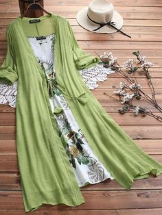 Fubotevic Womens with Tassles Print Baggy Summer Casual Beach Evening Party Maxi Dress