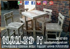 Pallet Craft Ideas For Everyone
