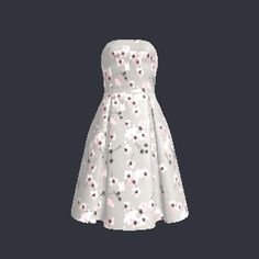 dress free 3D model dress-uv-test.fbx vertices - 36184 polygons - 71618 See it in 3D: https://www.yobi3d.com/v/DiHwCKexuL/dress-uv-test.fbx