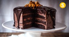 The Most Epic Chocolate Cake Ever