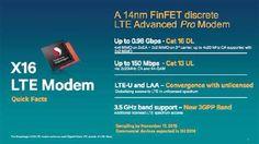 Qualcomm: Ανακοίνωσε νέoυς επεξεργαστές και super fast LTE modem.