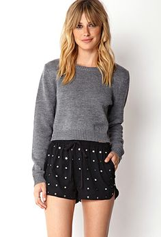 Mirror Moment Dolphin Shorts | FOREVER21 - 2031557814