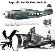 P-47D Thunderbolt Ww2 Aircraft, Fighter Aircraft, Military Aircraft, Fighter Jets, P 47 Thunderbolt, Airplane Fighter, War Thunder, Experimental Aircraft, American Fighter