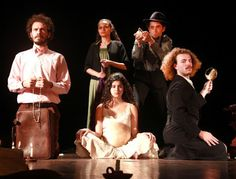 "Agenda Cultural RJ: Espetáculo ""Avenida Central"" costura fragmentos, t..."