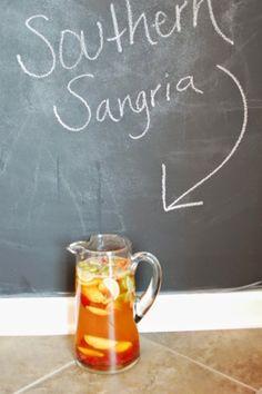 Love & Loyally: Recipe: Southern Sangria