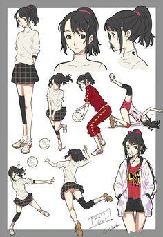 Persona 5 Shiho Suzui