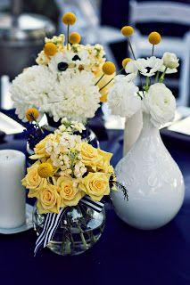 Vou Casar: Casamento Azul e Amarelo