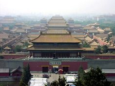The Forbidden City (Imperial Palace), Beijing, China. Cool Places To Visit, Great Places, Places Ive Been, Beautiful Places, Amazing Places, Top Travel Destinations, Places To Travel, Beijing China, Asia