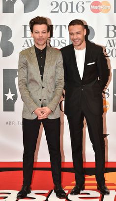 Only Two Members of One Direction Showed Up to the 2016 BRIT Awards