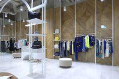 Dresses store by Think Forward Burgas  Bulgaria