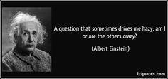 einstein quotes crazy - Szukaj w Google