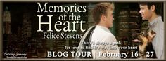 Diverse Reader: Blog Tour: Memories of the Heart by Felice Stevens...