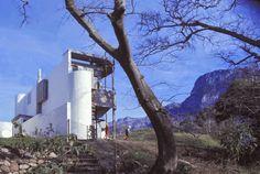 Adele Naude Santos Architect. Huis Stekhoven, Cape Town, South Africa.