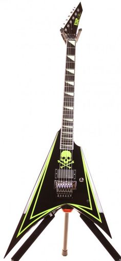 ESP 2013 Alexi Laiho Alexi-Greeny 2013 Model COBHC Children of Bodom Electric Guitar MIJ   6-String.com