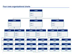 Best Orga Images On Pinterest Organizational Chart Resume And - Editable org chart template