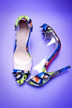Ankara Item of The Day / Accessories: Amelia Court Show by L'Aviye