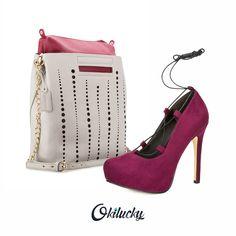 #okilucky okilucky.com #bolsa #zapato