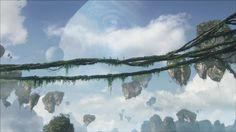 Avatar Floating Mountains Wallpaper WallDevil