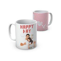 Tem um dia feliz com uma caneca! Have a happy day with a mug!