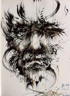 Hua Tunan - 感觉 Feeling. Art Experience:NYC http://www.artexperiencenyc.com/social_login