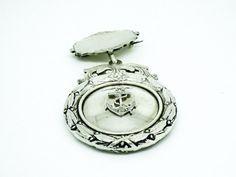 Solid Silver Boys Brigade Medal Sterling BB by DartSilverLtd