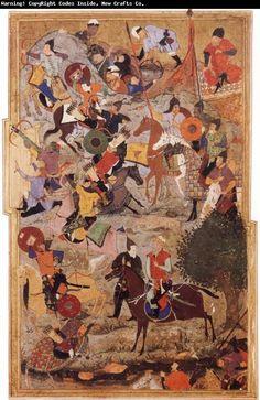 fef5136a625d0a480c5740cc2d883a91--miniature-paintings-persian.jpg (597×920)