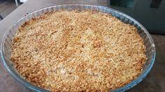 Katslifestyle01: Simple No Flour Apple Crumble