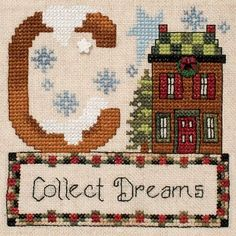"""July 2013 Pattern of the Month """"Collect Dreams"""""""