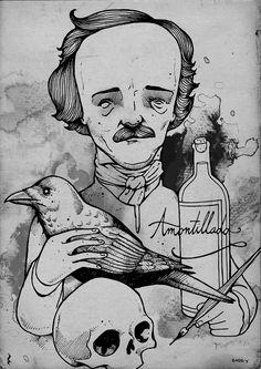 Poe by Hatrobot