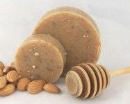 Reszeltszappan-receptek I: Mandulás-mézes szappan