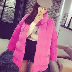 PW071 2015 new autumn and winter warm maternity clothes big size thick cotton jacket clothes for pregrant coat