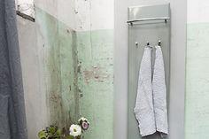 Hudevad towel radiator - P5V/P5KV - Single - 800Hx300L = 561W