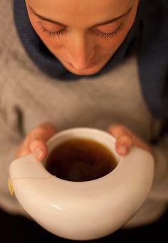 """Hand Warmer Mug """"ToastyMUG"""" çay sıcaklığı avuçlar için düşünülebilir :)"""