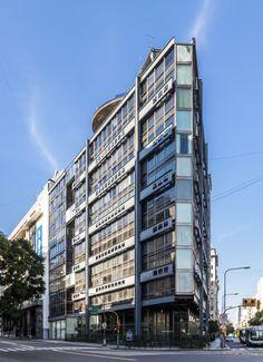 Edificio Somisa  Arq. Mario Roberto Alvarez  Años: 1966-77  Fotografía © Federico Kulekdjian