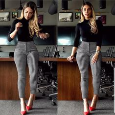 Best Winter Business Outfits To Be The Fashionable Woman In Your Office Now ~ Fa. - Outfits for Work - Best Winter Business Outfits To Be The Fashionable Woman In Your Office Now ~ Fa. 30 Outfits, Casual Work Outfits, Winter Outfits For Work, Mode Outfits, Work Casual, Cute Office Outfits, Business Casual Outfits For Women, Woman Outfits, Ladies Outfits
